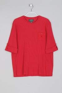 LAUREN RALPH LAUREN -  3/4-arm-shirt  aus baumwolle - XL