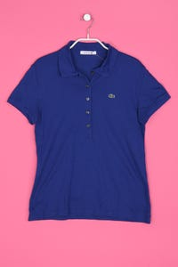 LACOSTE - polo-shirt mit logo-stickerei - D 40