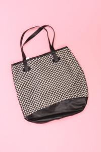 abbacino - faux leather-tote bag/shopper-tasche -