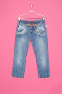 Pepe Jeans - used look-jeans mit nieten - W29