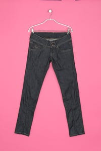 Pepe Jeans - dark denim skinny-jeans - W25