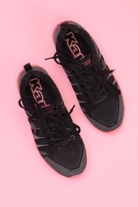 KAPPA - low-top sneakers mit logo-print -
