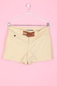 RALPH LAUREN - shorts mit gürtel - M