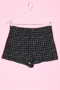 TOPSHOP - shorts mit karo-muster - D 42