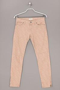 DENIM&SUPPLY RALPH LAUREN - skinny-jeans mit logo-patch, mit blumen-print - W28