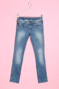 Pepe Jeans London - jeans im used look - W27
