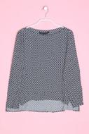 ZARA WOMAN-Bluse mit Print -S