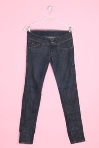 Pepe Jeans - jeans mit logo-stickerei - W28