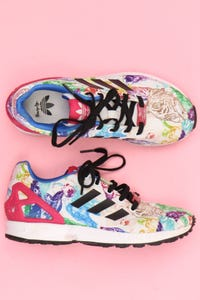 adidas - low-top sneakers mit print -