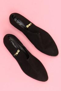 NEW LOOK - loafer aus kunstleder mit reißverschluss -