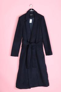 TOPSHOP - blazer-mantel zum knoten - D 38
