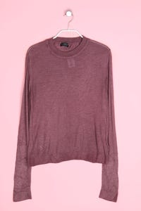 TOPSHOP - clean chic-strick-pullover - D 38