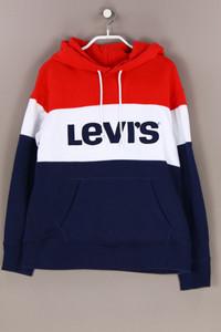 LEVI STRAUSS & CO. - kapuzen-pullover mit logo-print - S