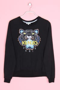 KENZO - sweatshirt mit logo-print - M