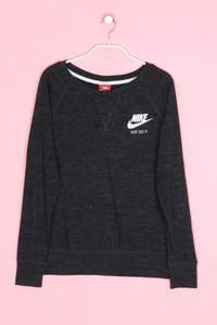 NIKE - sweatshirt mit logo-print - M