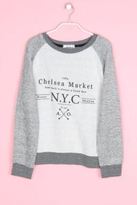 MANGO - sweatshirt mit print - L