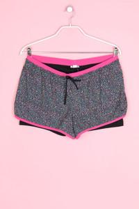 NIKE - shorts mit punkten - XL