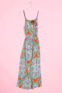 Boohoo - kleid mit paisley-print - S
