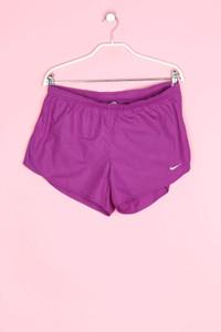 NIKE - shorts mit logo-print - M