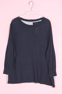 LIEBESKIND BERLIN - strick-pullover aus seiden-mischung - D 36