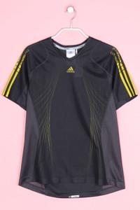 adidas - sport t-shirt mit logo-print - D 40