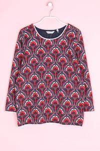 NAF NAF - muster-strick-pullover - L