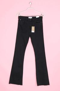 MANGO - high waist-bootcut-jeans - D 40