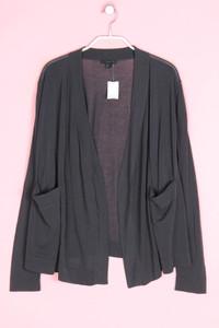 COS - strick-cardigan mit aufgesetzten taschen - M