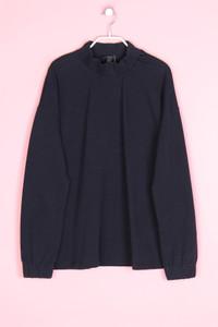 COS - sweatshirt mit gummizug - M