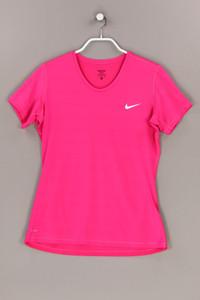 NIKE PRO - sport t-shirt mit logo-print - XL