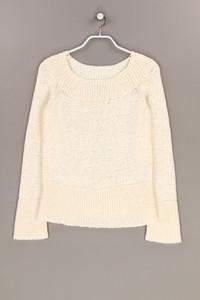 H&M Hennes - strick-pullover mit langem ärmel - M