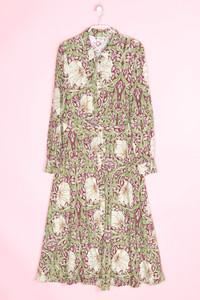 MORRIS & CO. X H&M - kleid aus viskose mit floralem muster - D 40