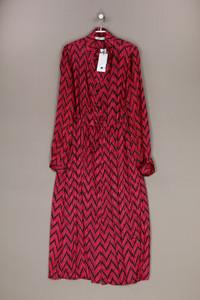 MANGO SUIT - kleid mit  zickzack-muster - M