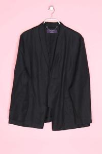 MANGO violeta - blazer mit leinen - D 46