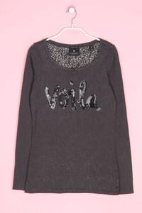 MAISON SCOTCH - sweatshirt mit pailletten - D 36