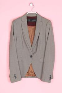 ZARA - blazer mit reverskragen - S