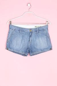 Hilfiger Denim - used look shorts-jeans mit falten - W29