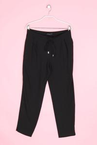 ZARA - jogger-hose aus crêpe mit falten - M