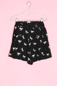 Sugarhill Boutique - high waist-shorts mit print - XS
