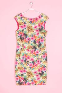 ZARA - kleid mit floralem muster - L
