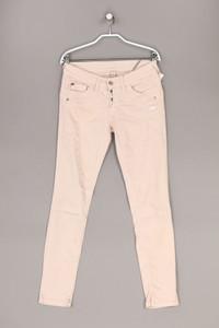 GANG - skinny-jeans mit logo-stickerei - W29