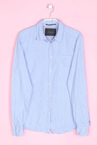 MAISON SCOTCH - hemd-bluse aus baumwolle - D 36-38