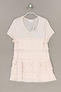 FILIPPA K - kurzarm-shirt im layer look - XL