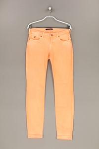 MAISON SCOTCH - neon-jeans mit logo-plakette - W27
