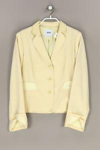 MOSCHINO CHEAPANDCHIC - blazer aus wolle mit steppung - D 42