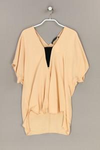 ZARA - bluse mit batwing-ärmeln - L