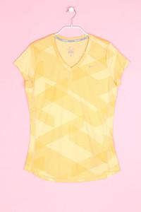 NIKE - sport t-shirt mit geo-print - L