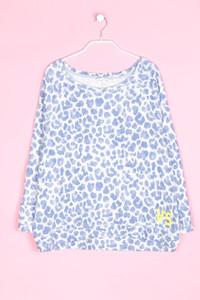 VICTORIA´S SECRET - sweatshirt mit leo-print - S