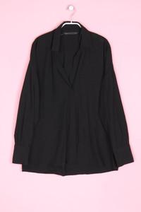 ZARA WOMAN - oversize-bluse mit falte - S