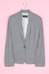 MANGO SUIT - jersey-blazer - L